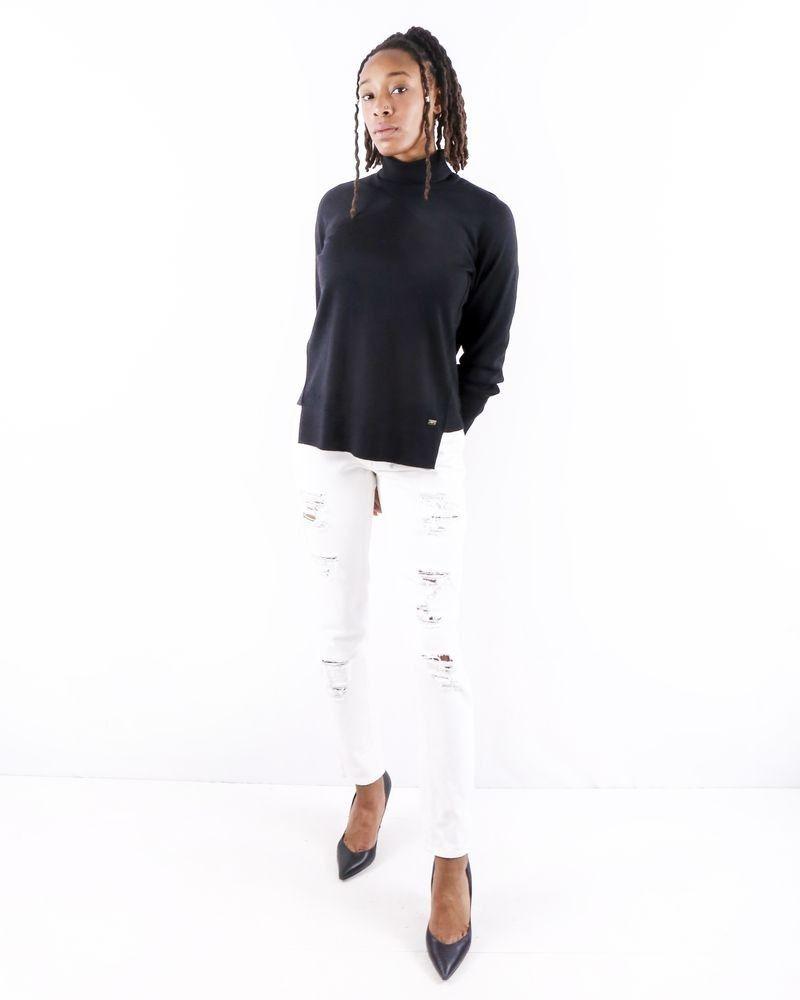 Jean skinny blanc Space