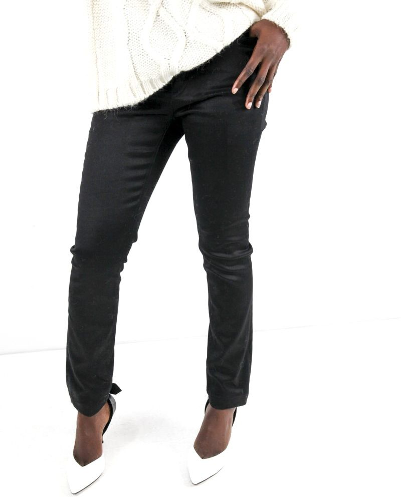 Jean en coton noir Dolce & Gabbana