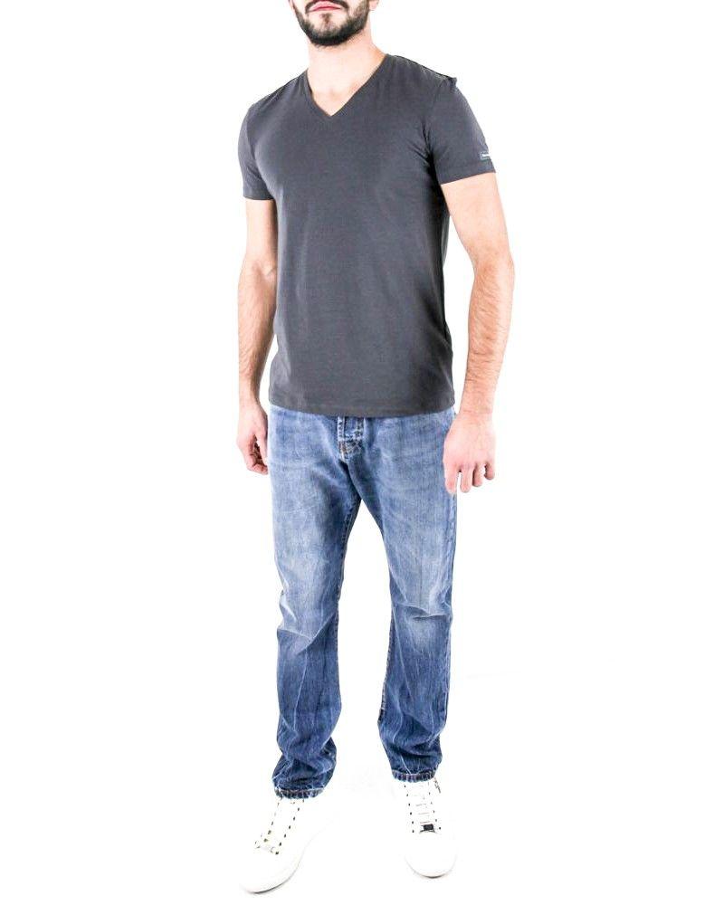 Jean skinny bleu Frankie Morello