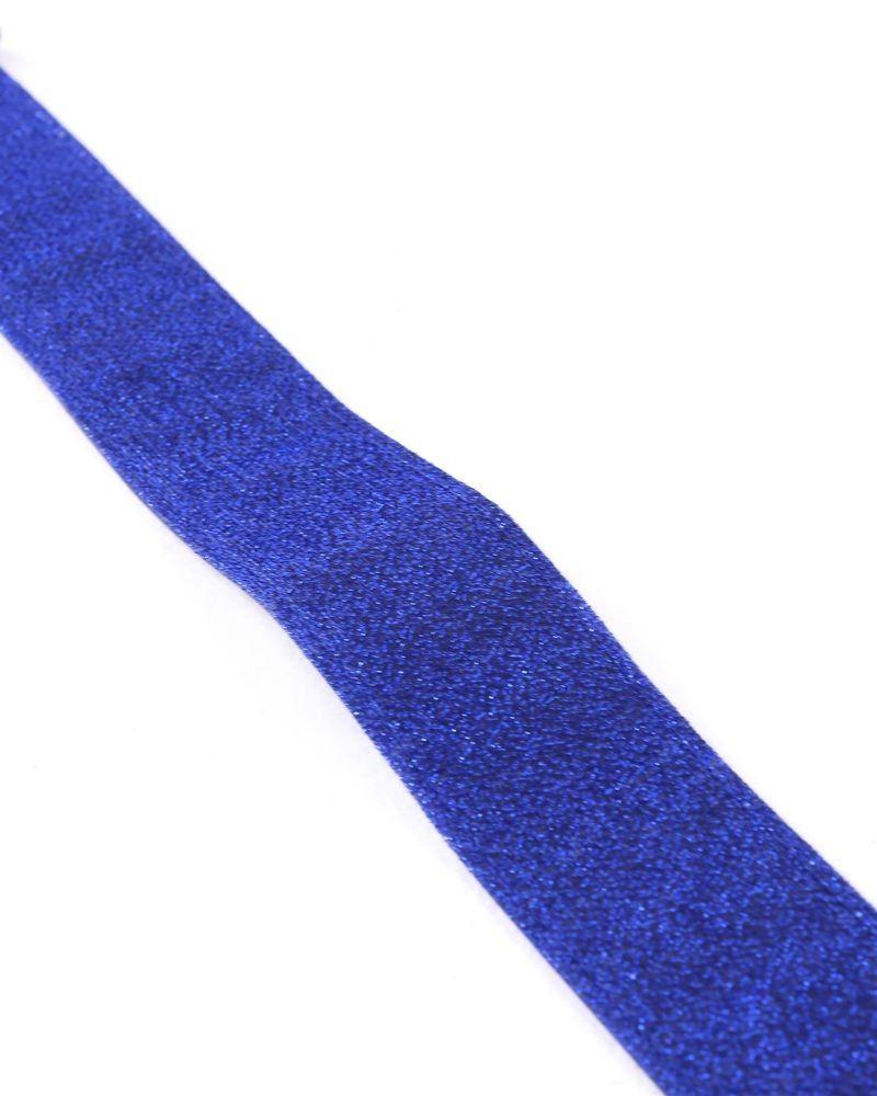 Ceinture bleu nuit pailleté Nenette