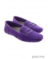 Mocassin violet Swims