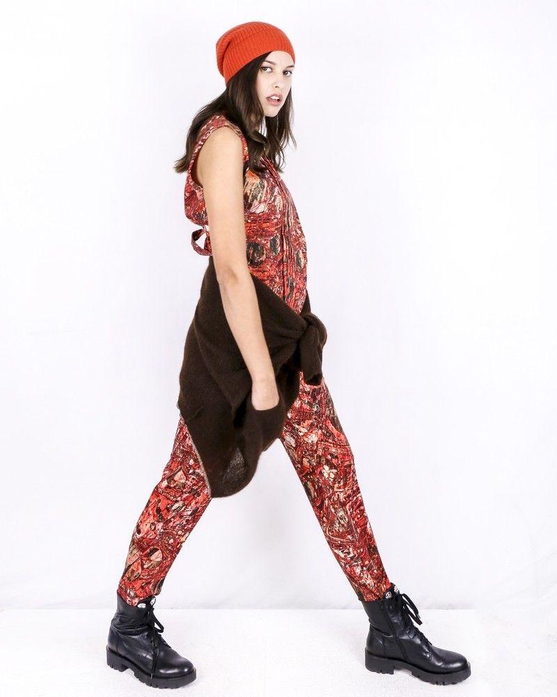 Pantalon multicolore Missoni