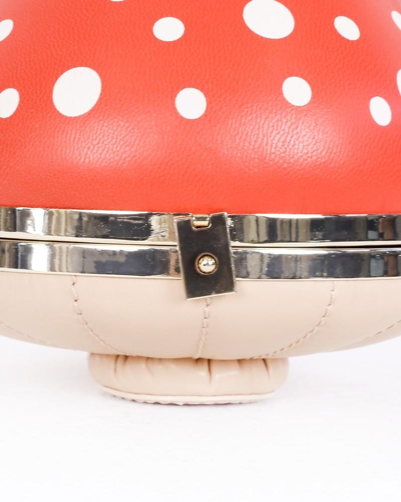 Sac fantaisie façon champignon bicolore Kate Spade