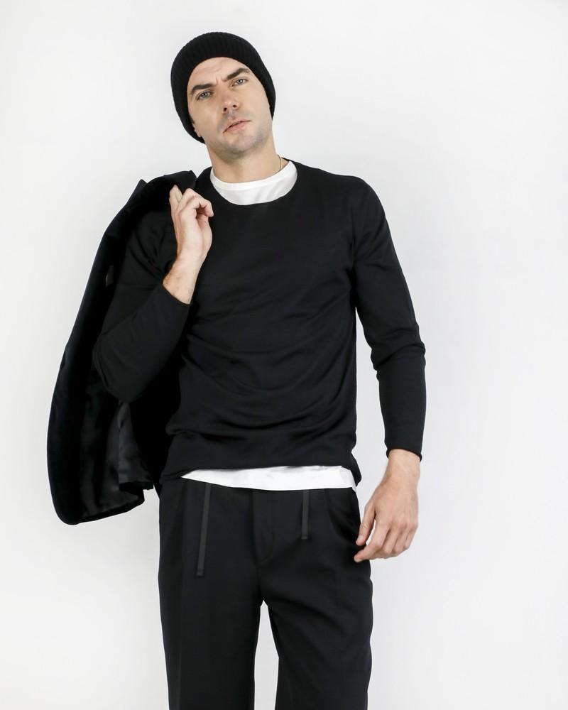 T-Shirt manches courtes en coton blanc Woolgroup