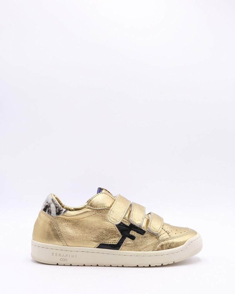 Chaussure San Diego dorés Serafini