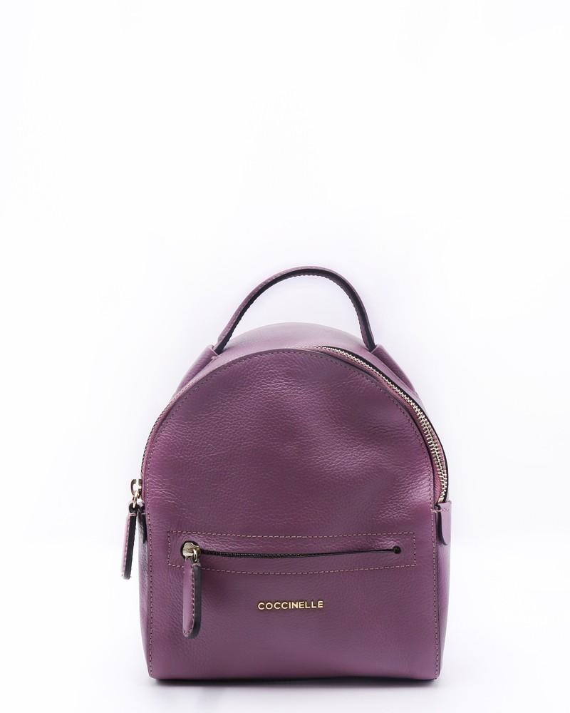 Sac à dos violet Coccinelle
