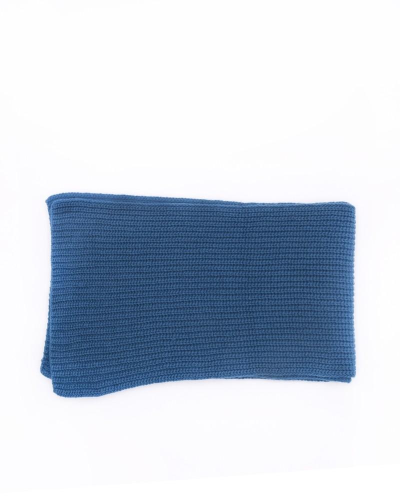 Echarpe bleue Daniele Fiesoli