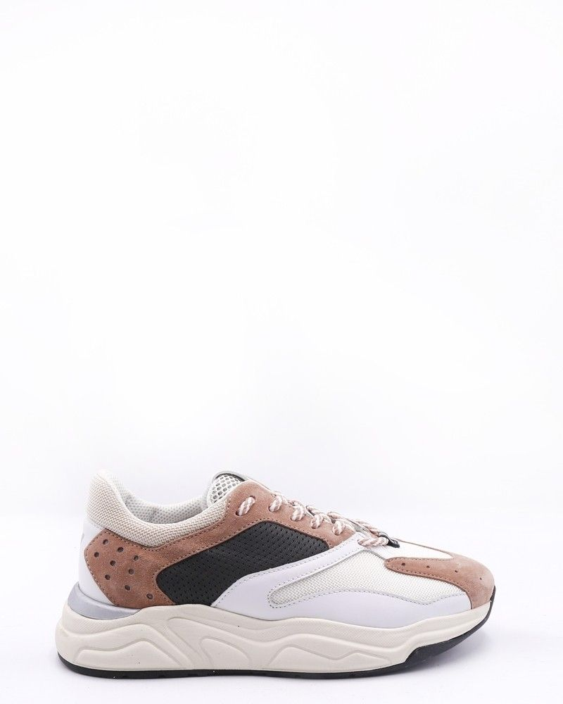 sneakers tricolores Eleventy