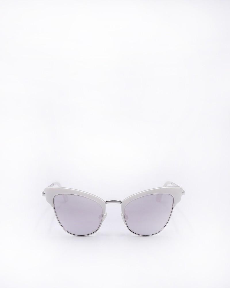 Lunettes en verre effets miroirs Le Specs Luxe