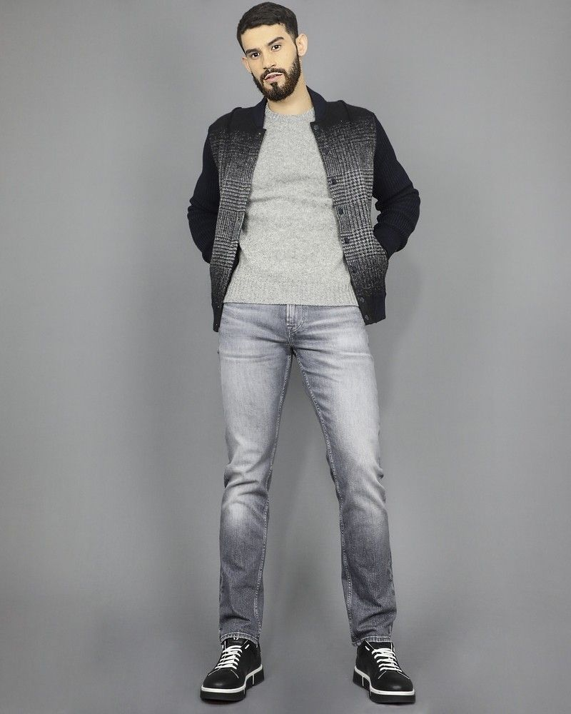 Jean slim gris 7 for All Mankind