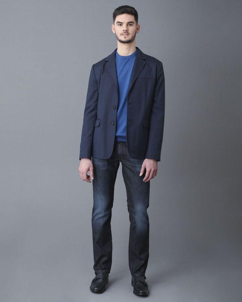 Jean bleu délavé Pal Zileri