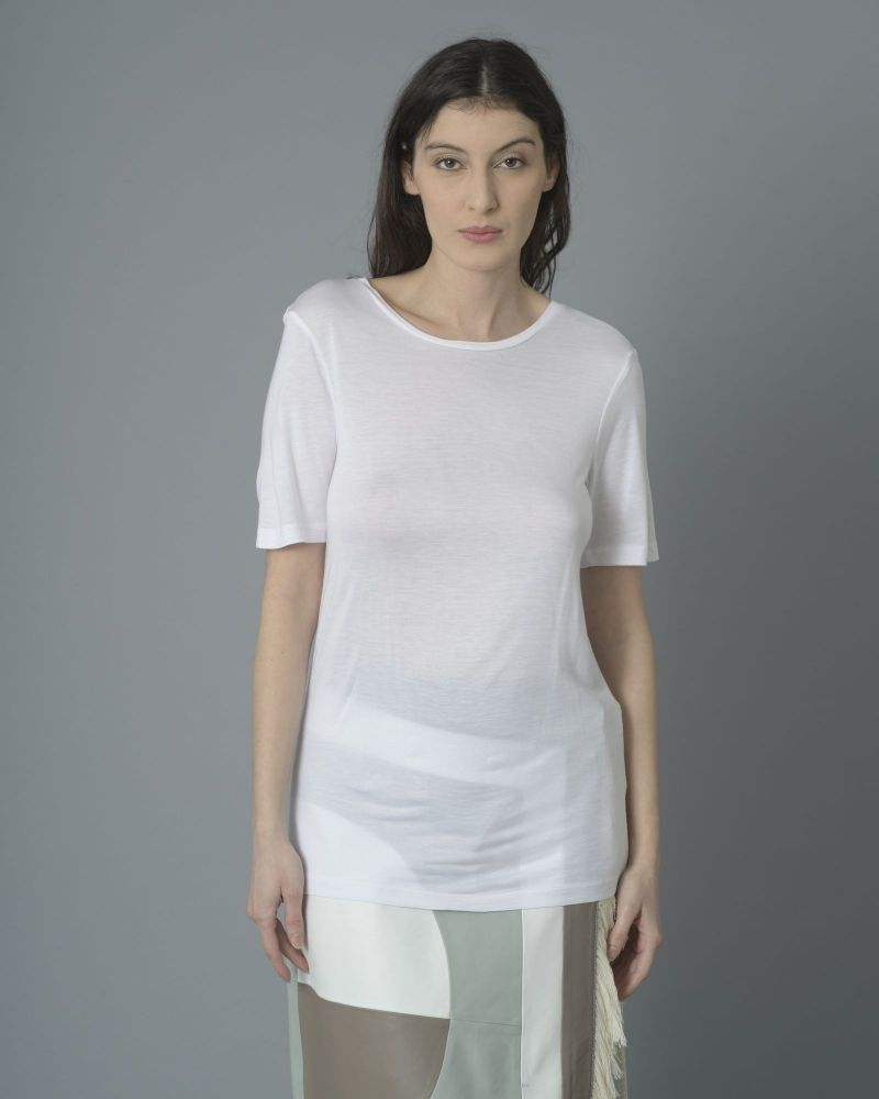 T-shirt blanc One & Other