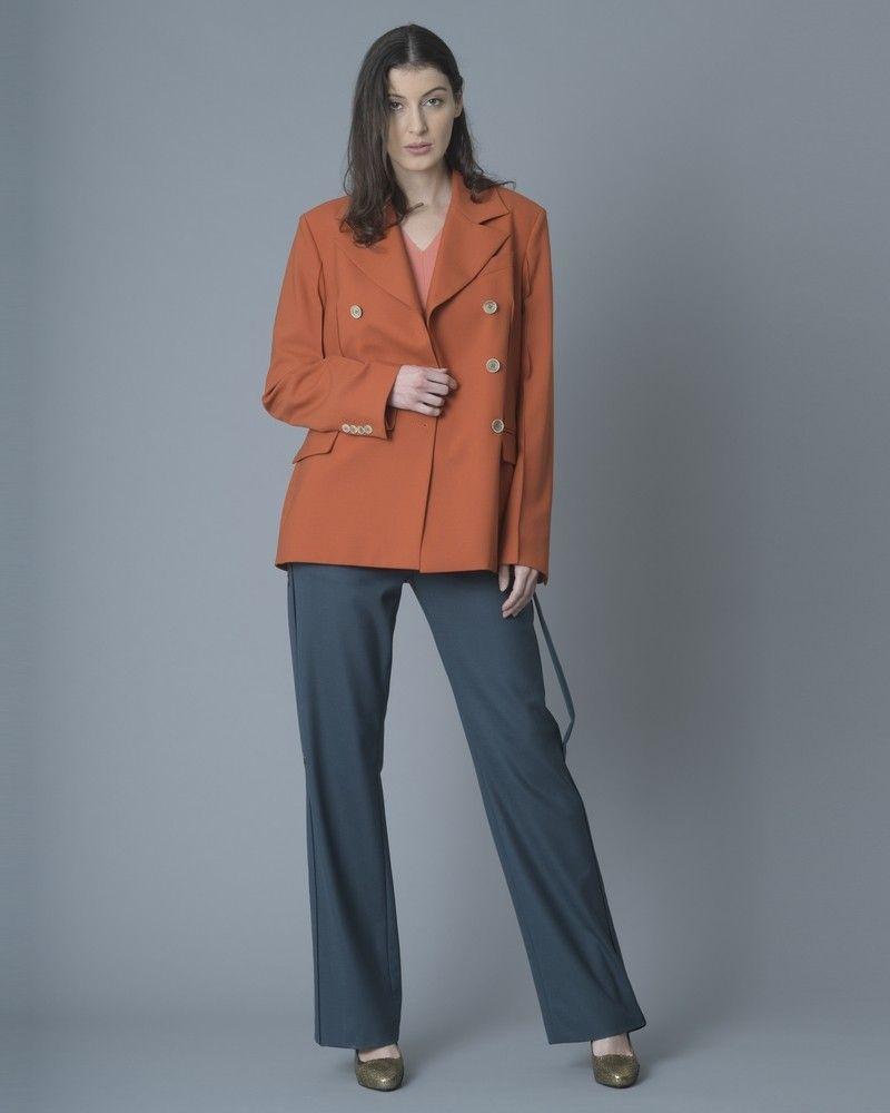 Blazer orange Eleventy