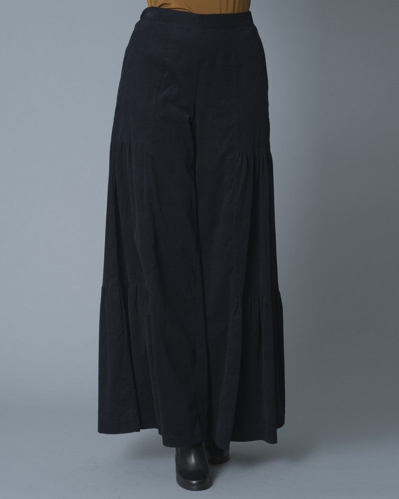 Pantalon évasé Stefano Mortari