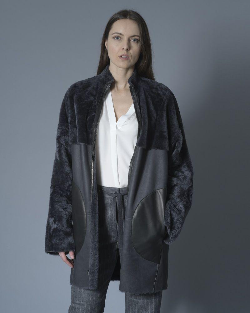 Manteau noir