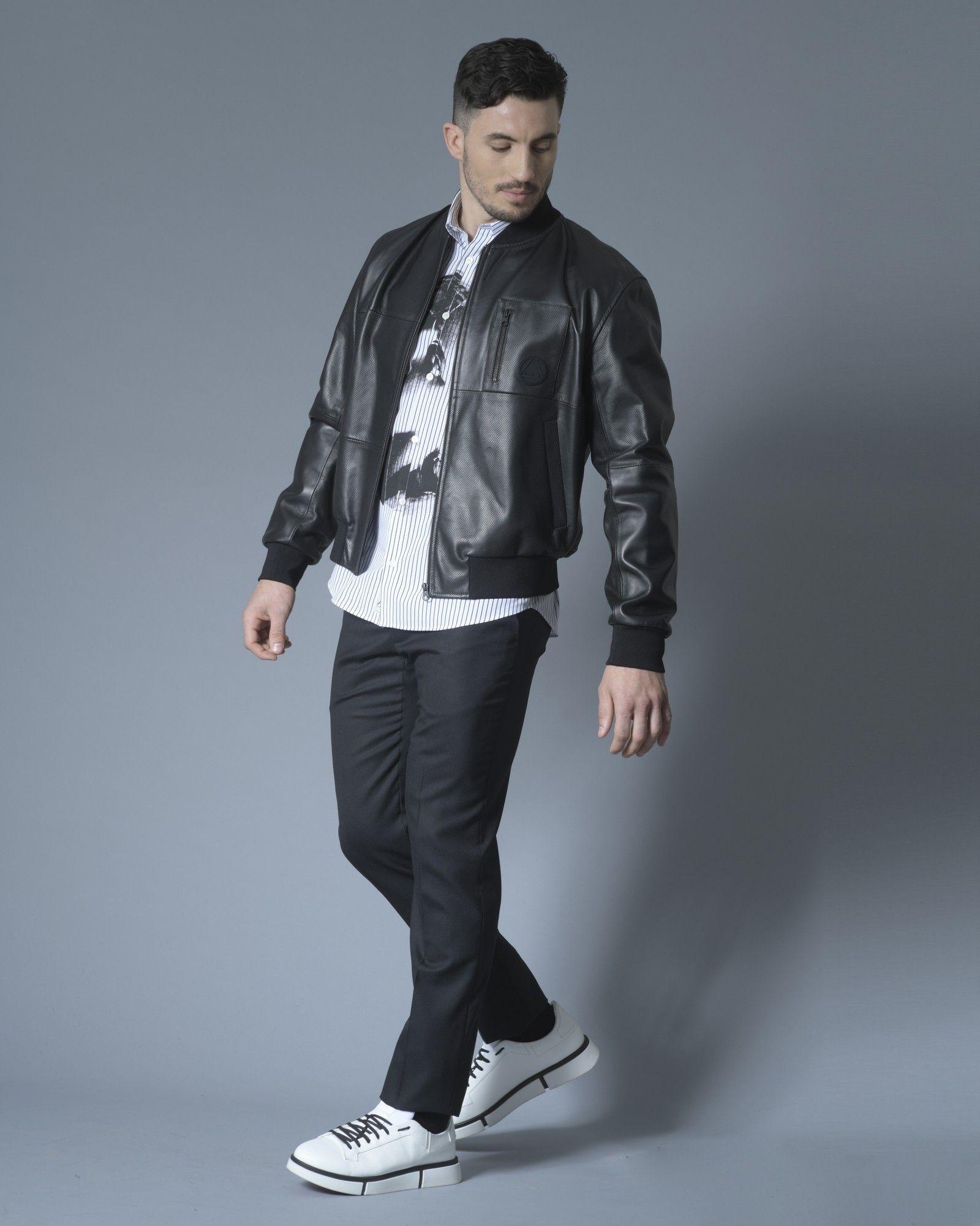 Pantalon noir Edition M.R