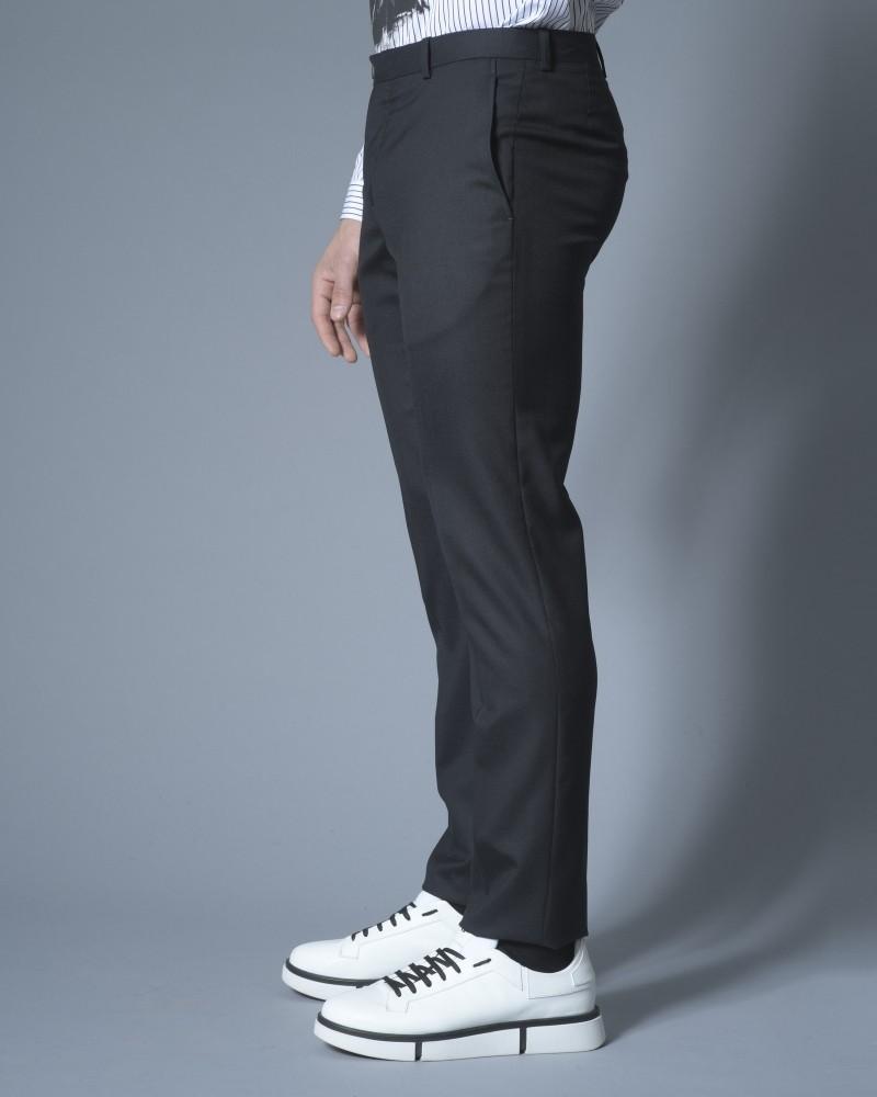 Pantalon en laine noir Edition M.R