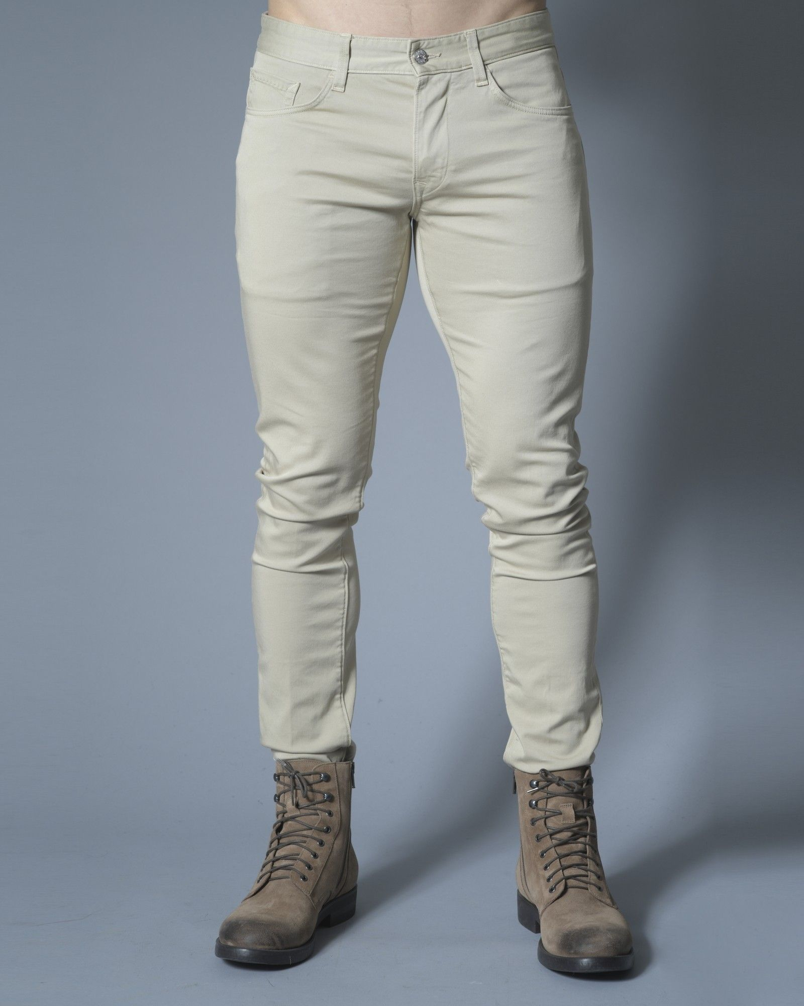 Pantalon beige Dondup