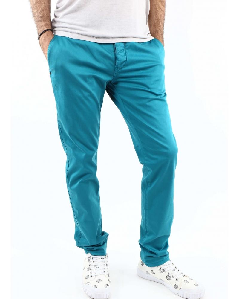 Pantalon bleu canard Liu Jo