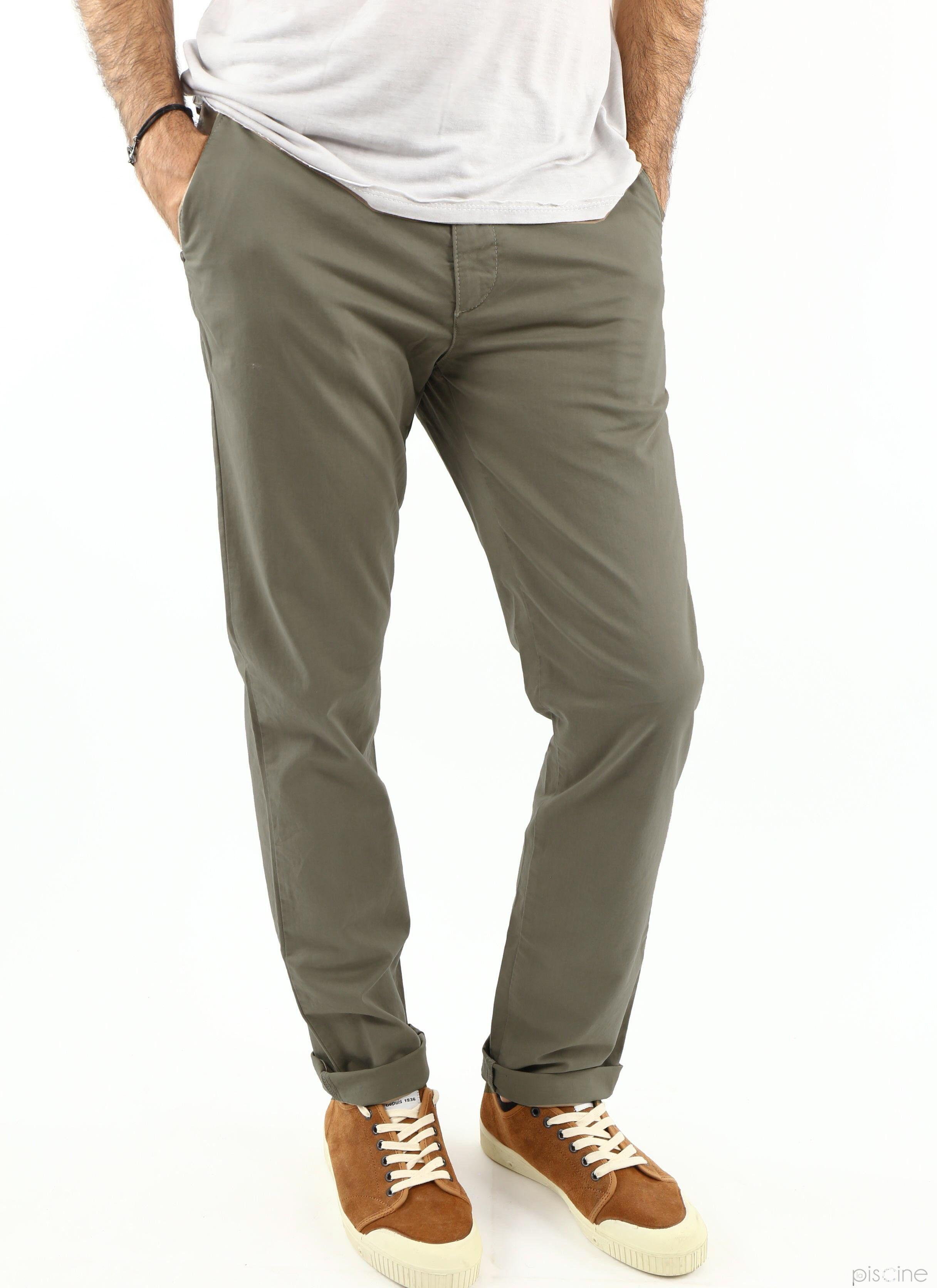 Pantalon kaki Liu Jo