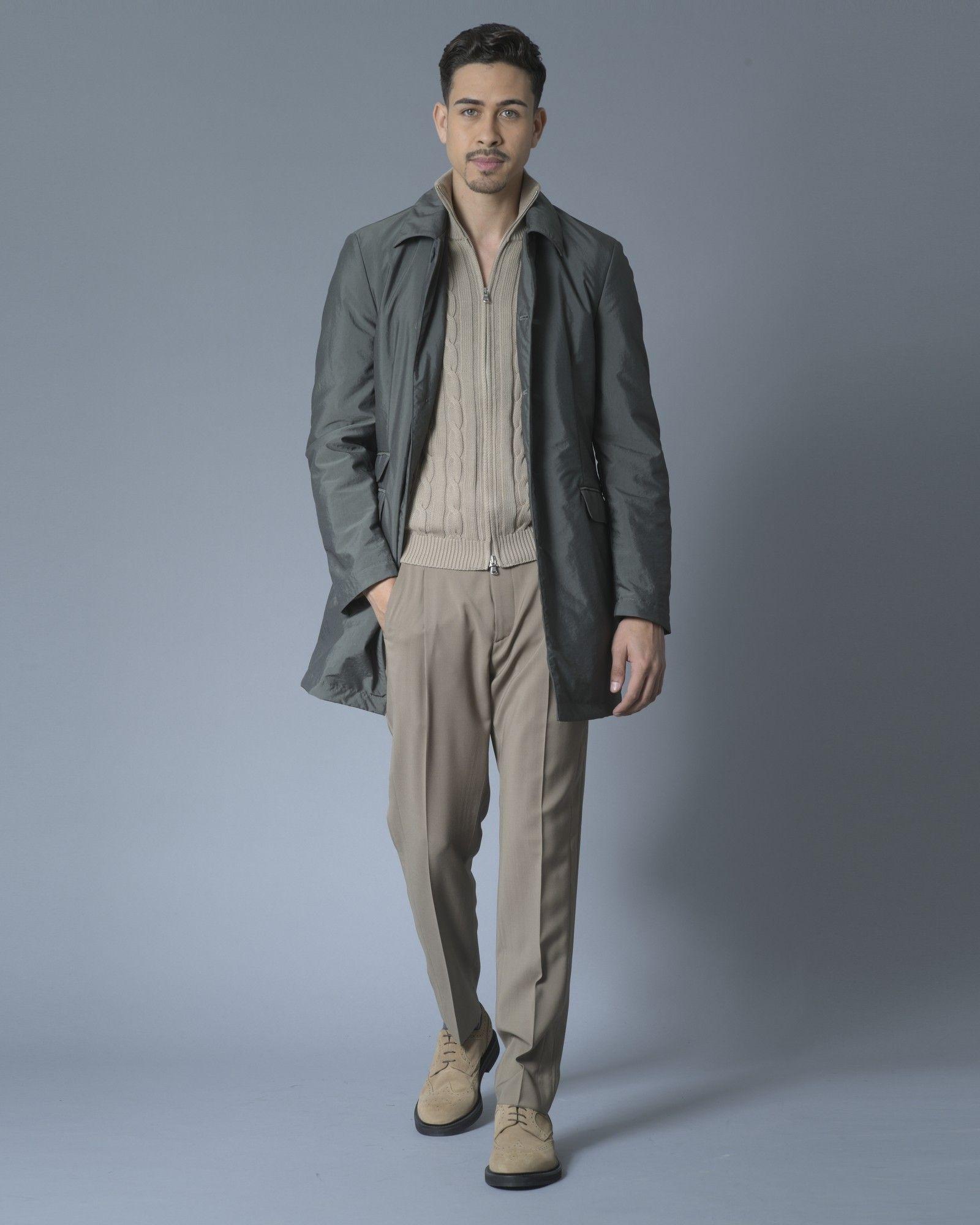 Pantalon beige Ly Adams