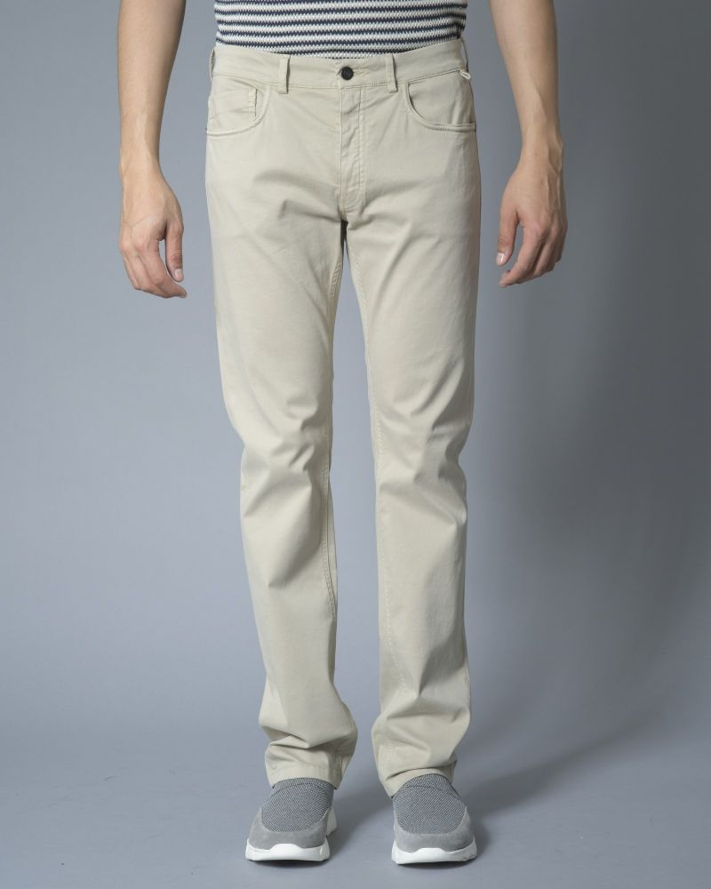 Jean slim beige Lab