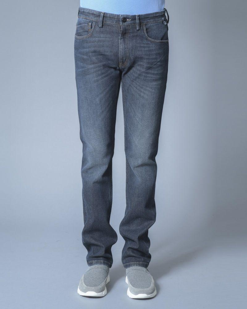 Patalon jean bleu Lab