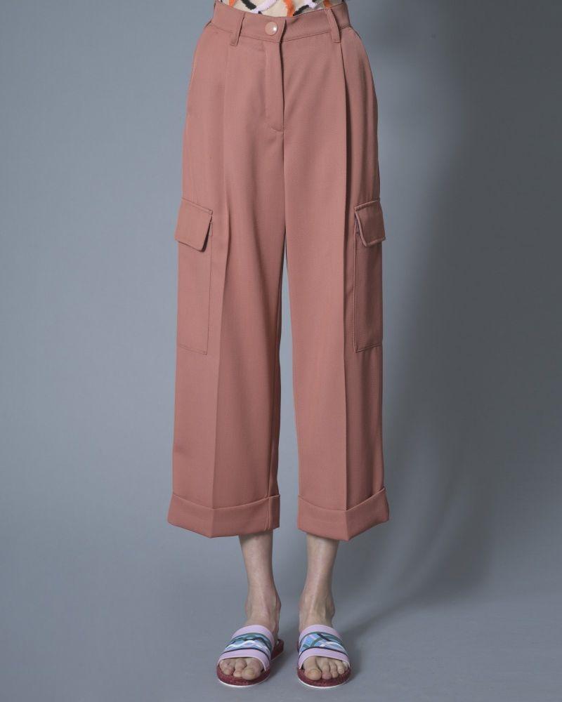 Pantalon rose Momoni