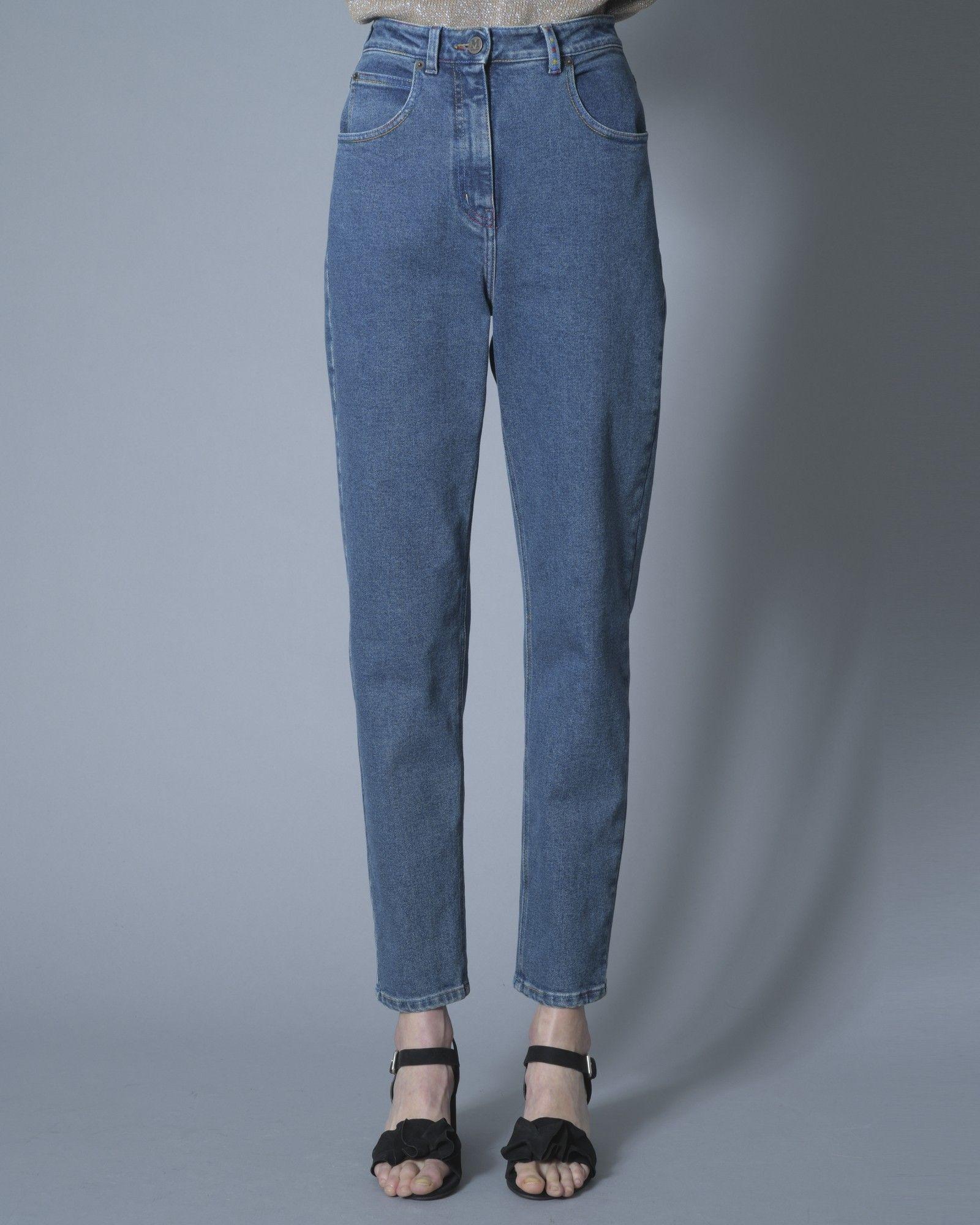Jeans Bleu Missoni