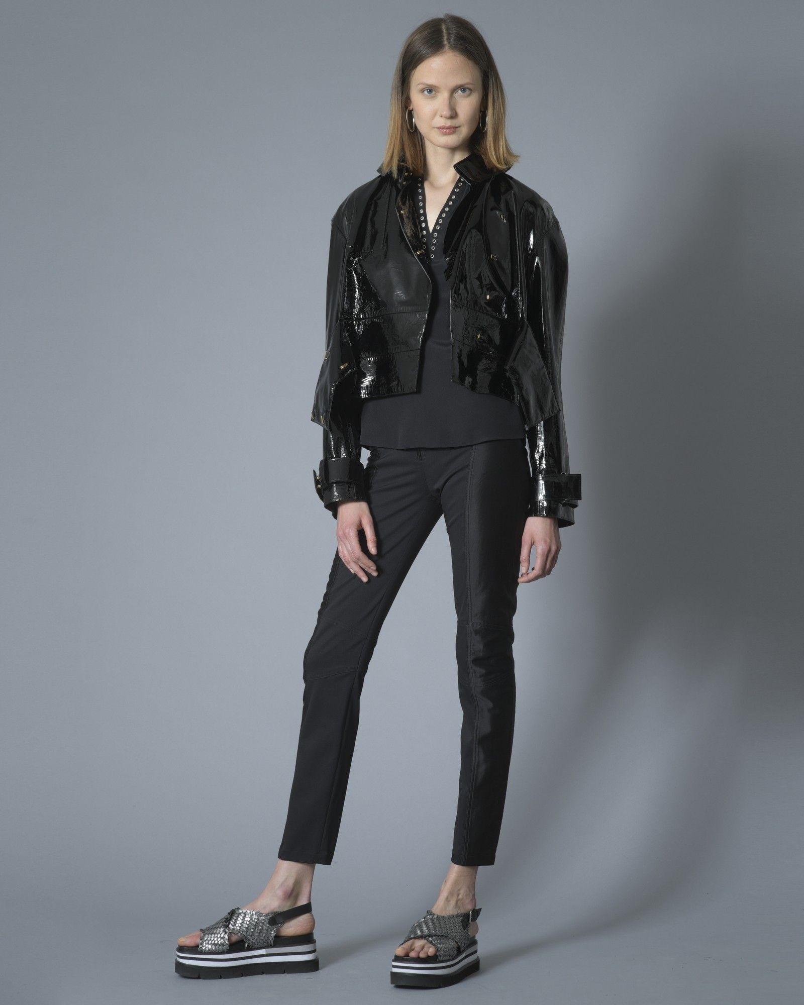 Pantalon Noir Plein Sud