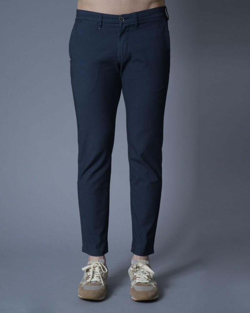 Pantalon Bleu Re-Hash
