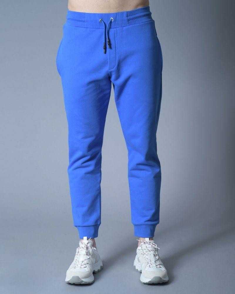 Pantalon jogging Bleu Alexander McQueen