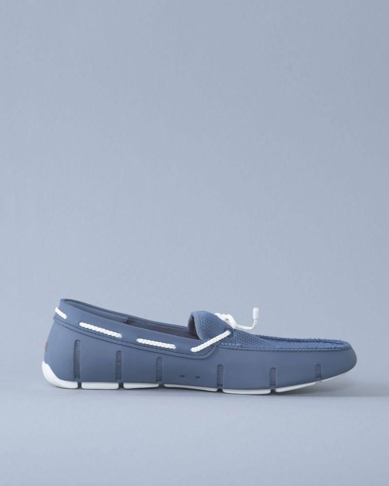 Chaussure bleu Swims
