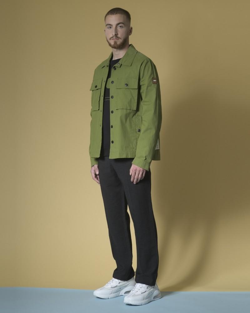 Pantalon texturé noir Alexander McQueen