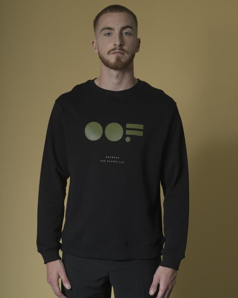 Sweat en coton à logo Oof Wear