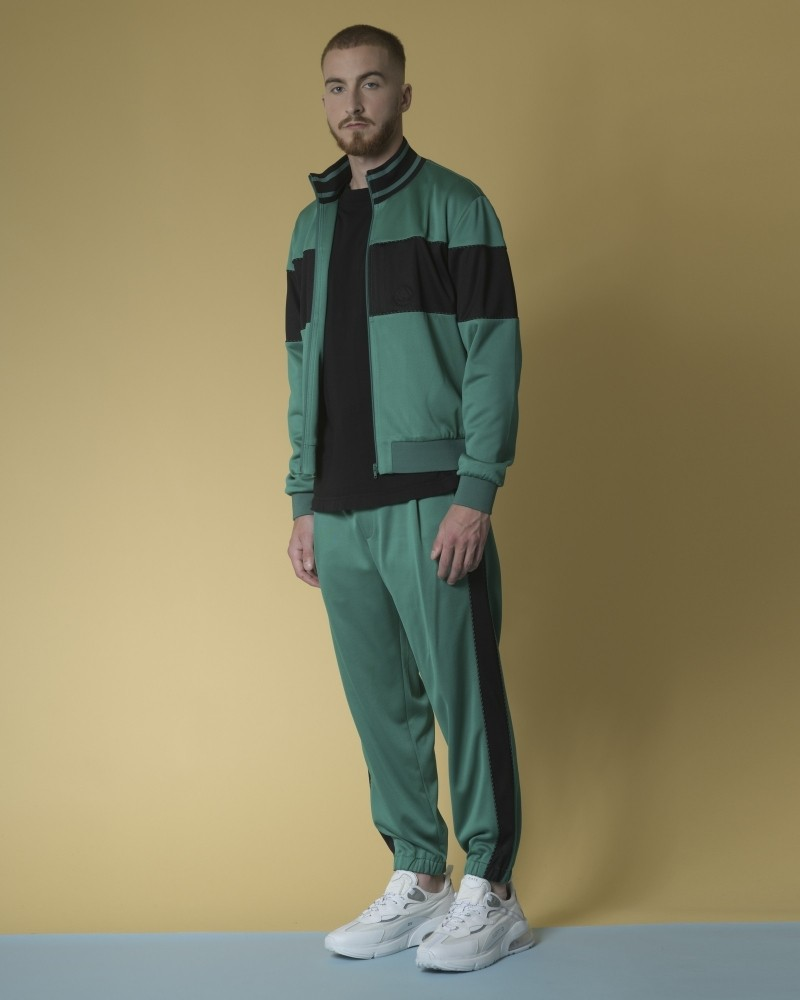 Pantalon de survêtement en jersey Alexander McQueen