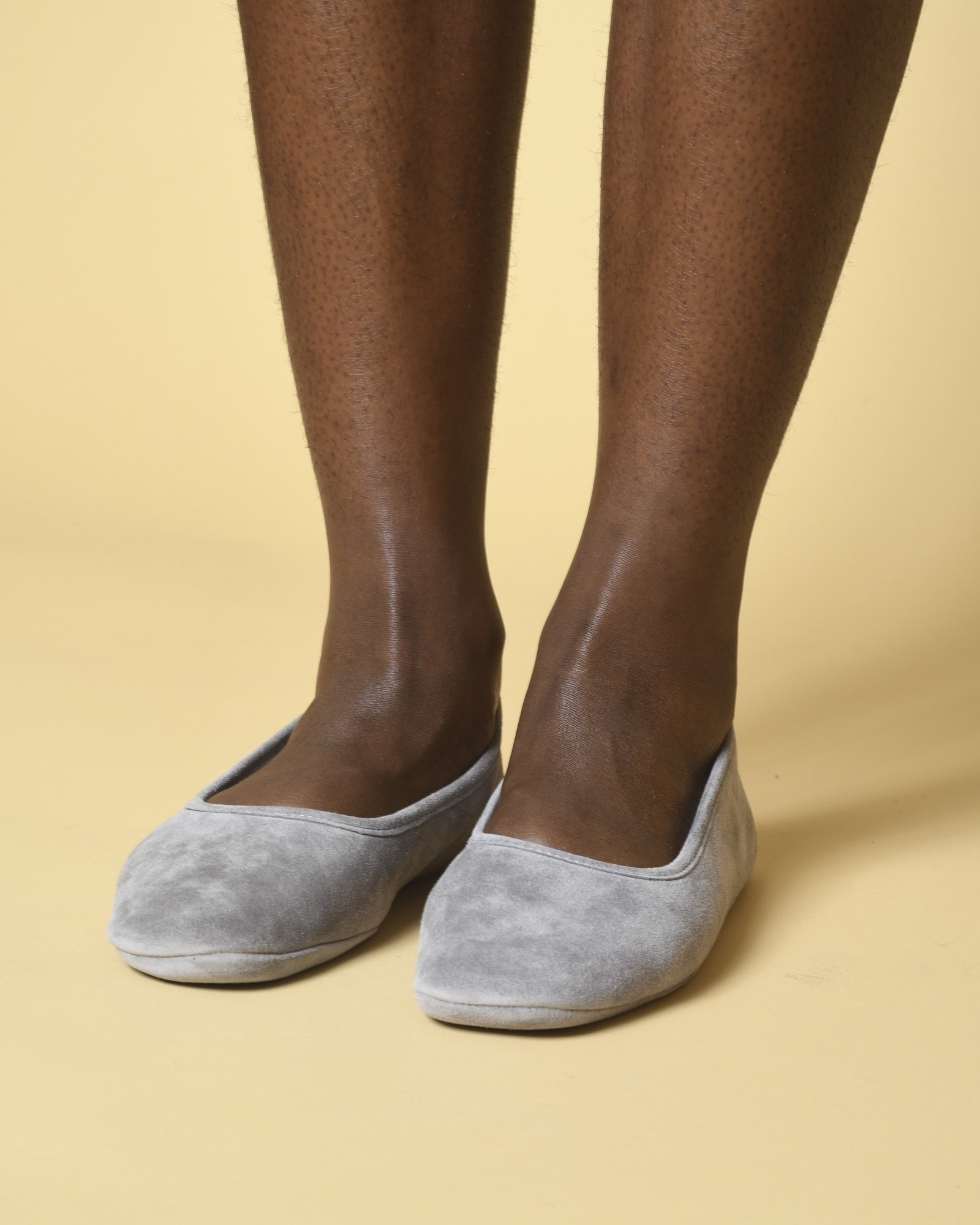 Chaussons gris Malo
