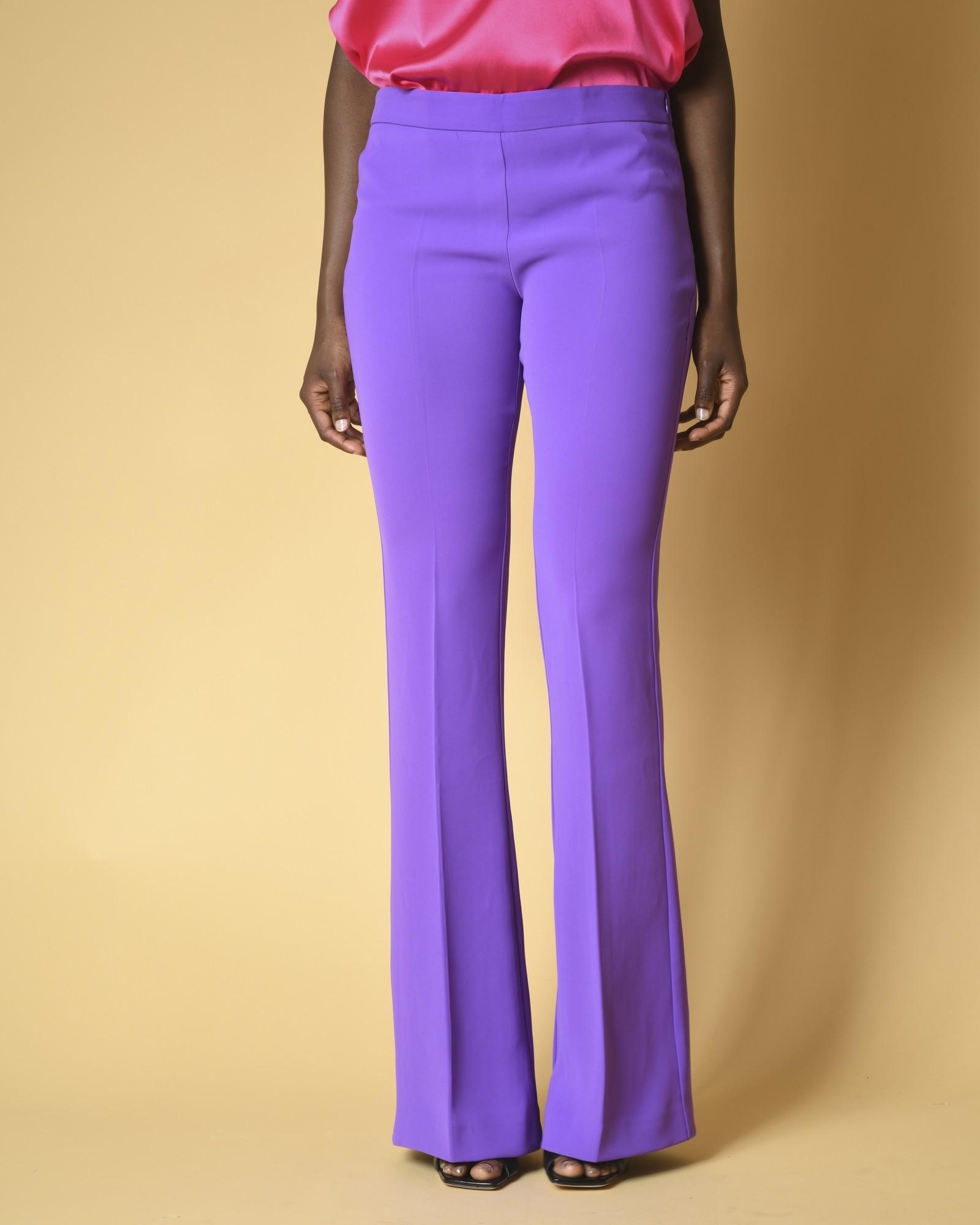 Pantalon violet Space...
