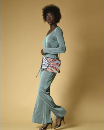 Combi-pantalon en jersey à fils métallisés Missoni