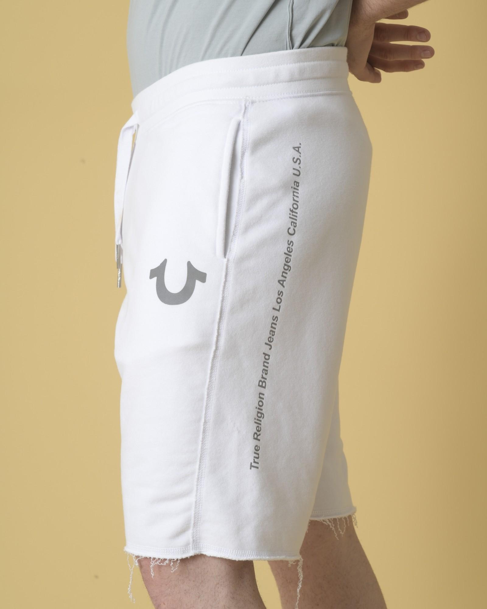 Short de jogging en coton mélangé True Religion