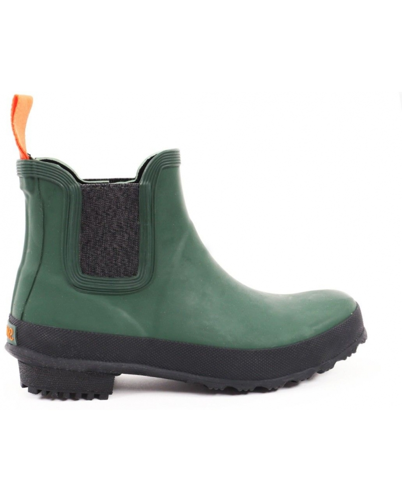 Bottines de pluie verte Swims