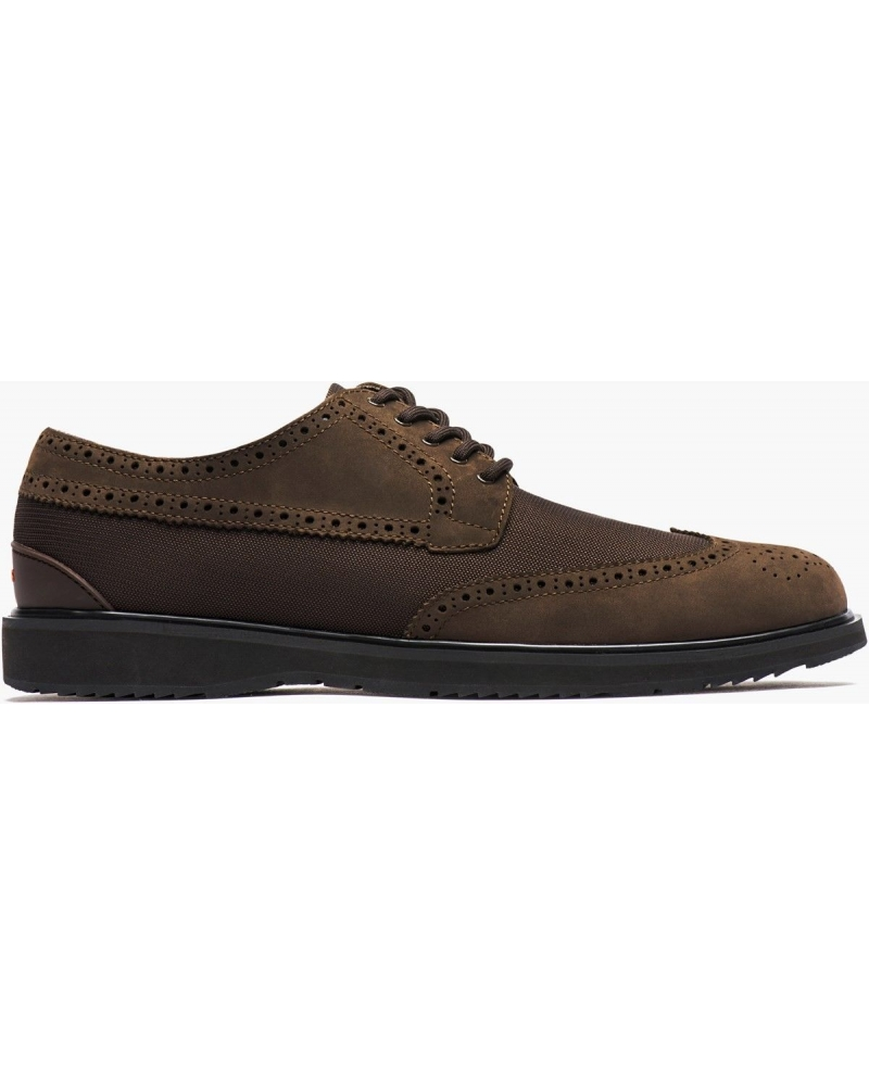 Derby nubuck marron Swims