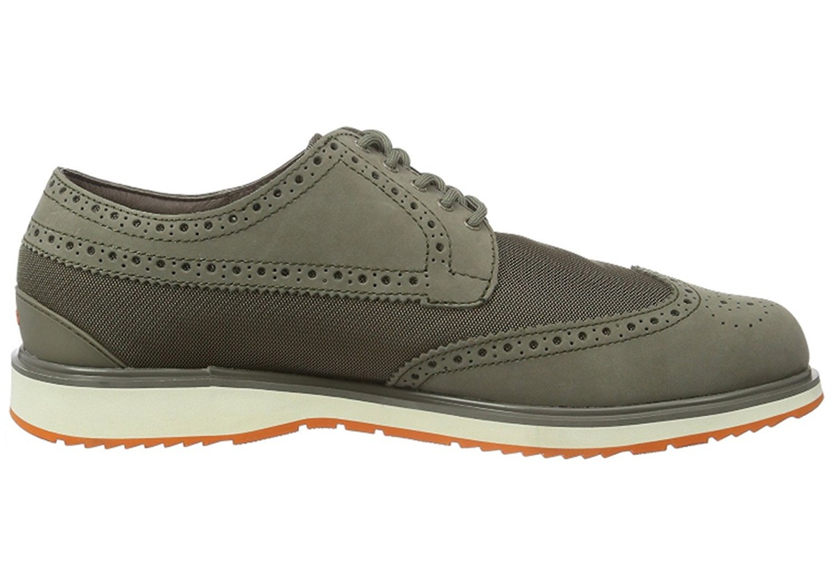 Derby nubuck taupe Swims