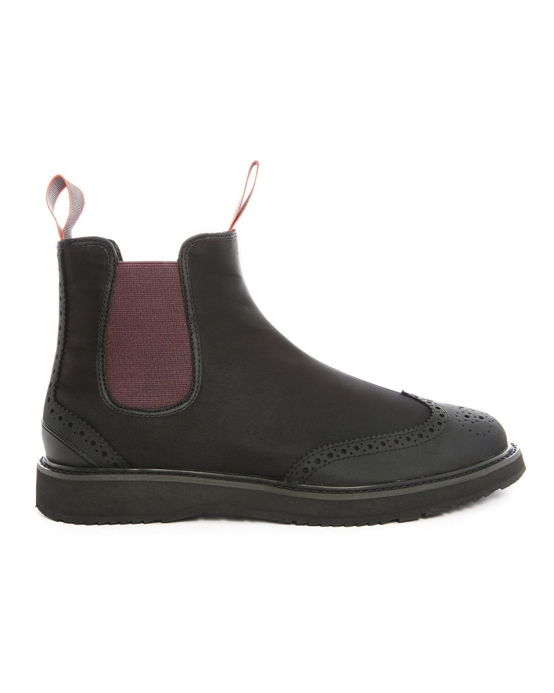 Chelsea_Boots noir Swims