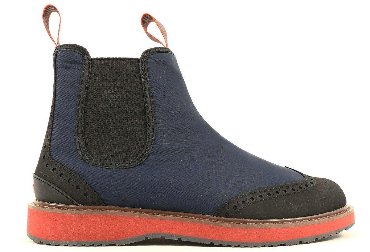 Chelsea_Boots bleu Swims