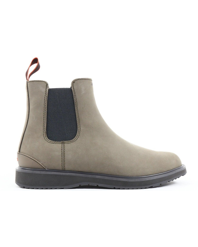 Chelsea Boots nubuck taupe Swims