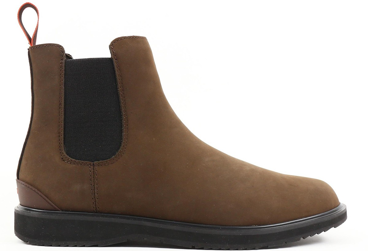 Chelsea_Boots marron Swims