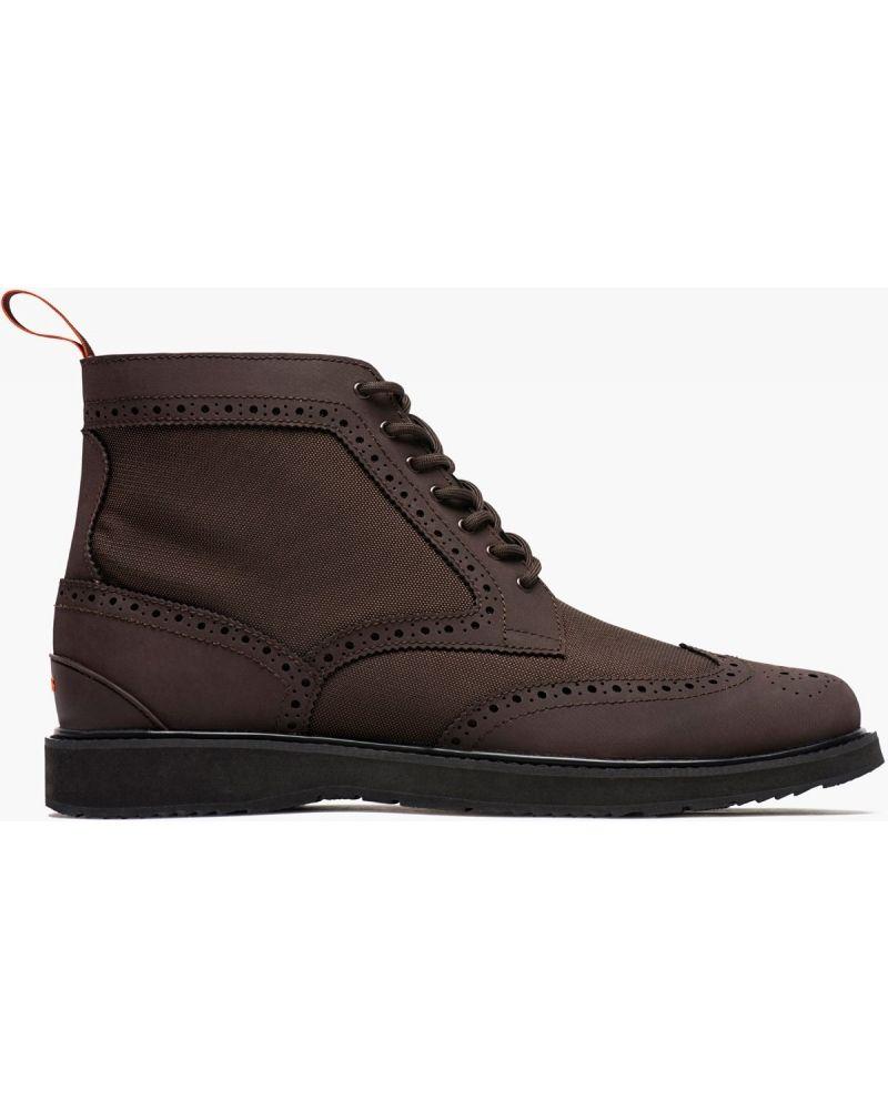 Boots marron Swims