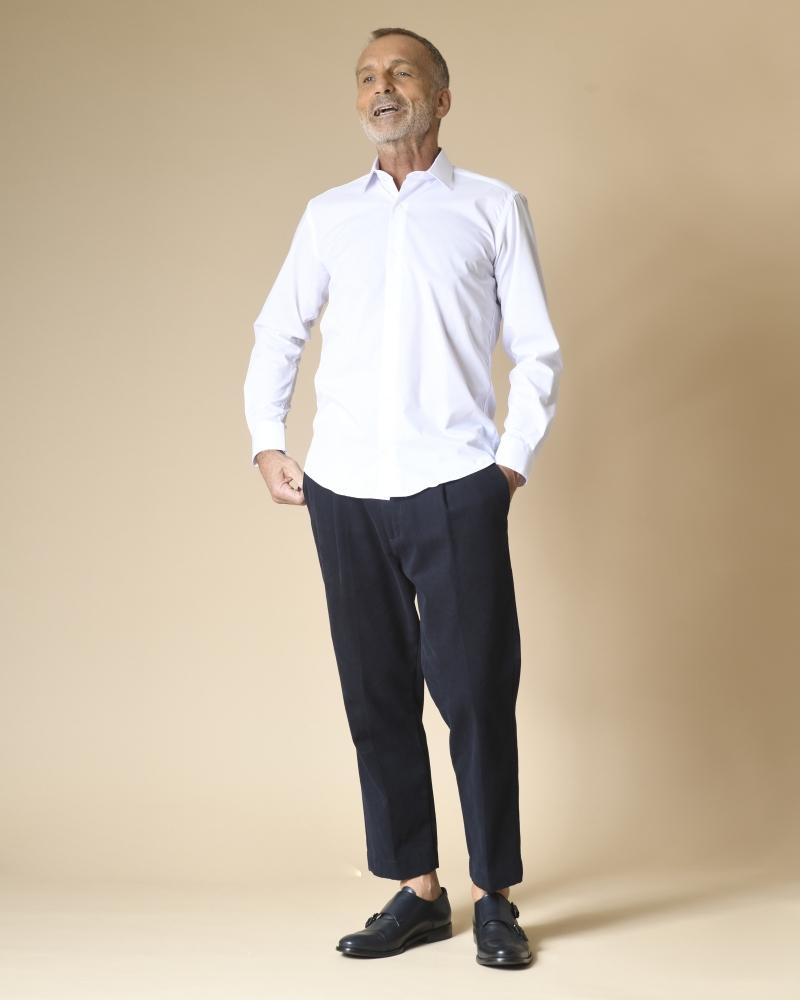 Chemise blanche Chrom
