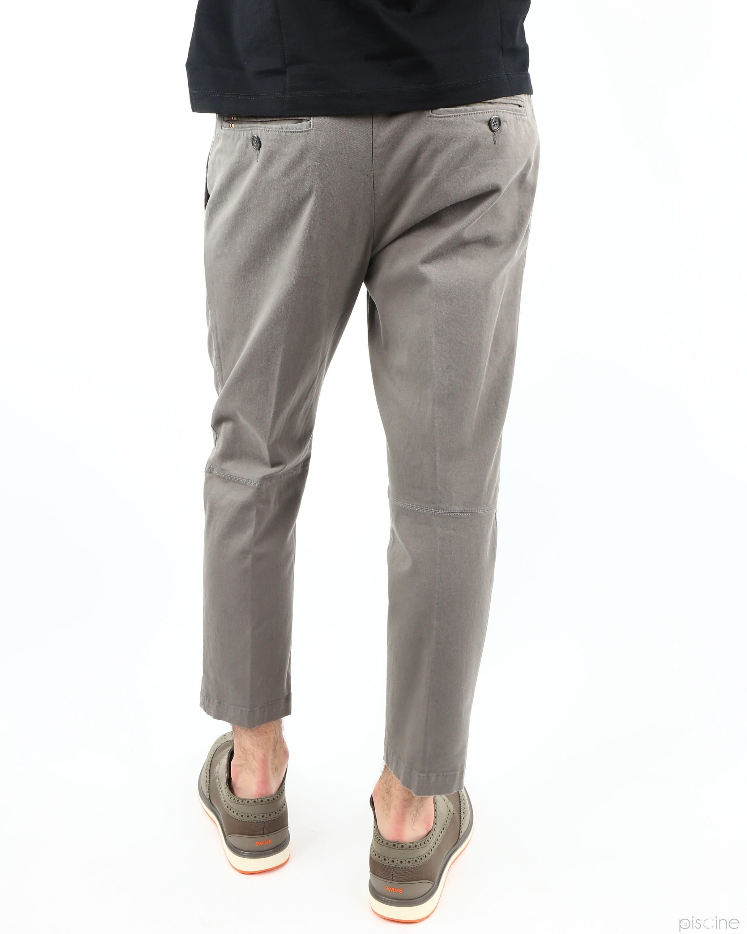 Pantalon kaki clair Low Brand